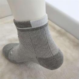 步滩男式抗菌袜 银离子长筒防臭袜吸汗透气
