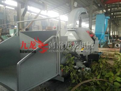 九龙机械 树枝粉碎机 园林树枝粉碎机 厂家