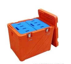 广州亚博特滚塑 持久保鲜 110L医药冷藏箱