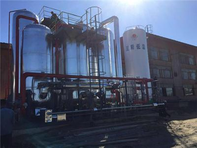 液氧储罐操作事项正阳低温河北液氧储罐
