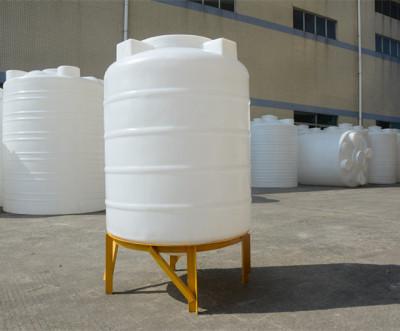 塑料锥底水箱 供水水塔 染料储罐