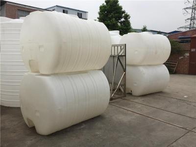 卧式运输桶 塑料储罐厂家 塑料车载运输罐