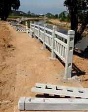 芜湖景区水泥混凝土仿木栏杆 宿州仿石栏杆