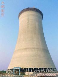 豐輝高空承接秦皇島改造冷卻塔項目