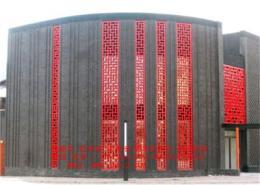 木纹铝窗花铝花格窗花铝屏风隔在线咨询永州市铝窗花