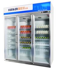 深圳便利店冷柜哪家好雪尼尔冷柜安装