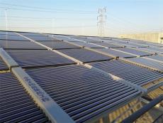 丹陽宏福物流園太陽能加空氣能熱水工程竣工
