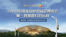 中智德向世界展示中国物联网智慧路灯