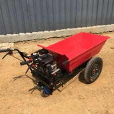 工地施工運料灰斗車 爬坡有勁的農用運輸車