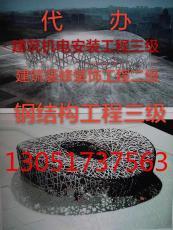 转让北京电子智能化二级资质带现成安许