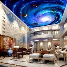 主题酒店壁画厂家宜春市主题酒店壁画酒吧主题房壁画定制