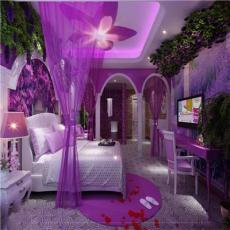 主题酒店壁画壁纸昭通市主题酒店壁画酒吧主题房壁画定制