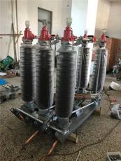 重庆铁塔上安装GW4-72.5高压隔离开关接地