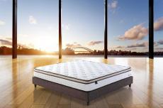 施华白兰床垫品牌招商-床垫太软或硬反而好