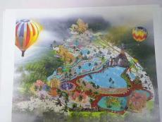 探討塑石假山突尼斯水上樂園設計項目