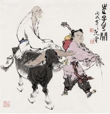 傅抱石的畫多少錢一平尺 北京字畫鑒定交易