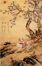 朗世寧的畫拍賣價格多少錢咨詢北京長石拍賣