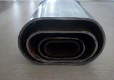 30X15平椭圆钢管 异型管冷拔 厂家