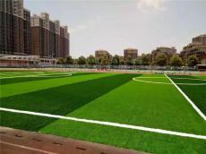 深圳足球场人造草坪 人造草坪施工工艺