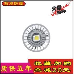 北京钢铁码头矿用潮湿的场所LED防爆灯
