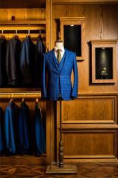 成都男士短款礼服定制成都男士礼服制定