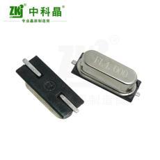 工廠石英晶振 49SMD封裝 4MHz貼片 諧振器