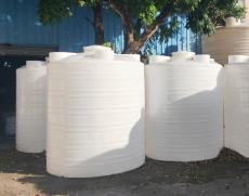 樟木头5000L塑料水塔PE化工储罐耐强酸碱