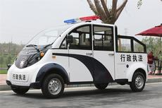石家庄5座带货斗的电动巡逻车价格