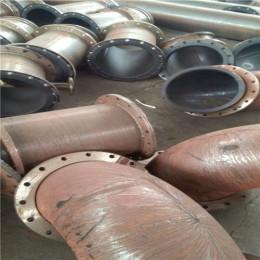 呼和浩特市电厂衬胶管道厂家12月份价格