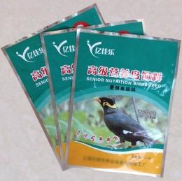 供应鸟粮镀铝包装袋鬣蜥饲料包装袋