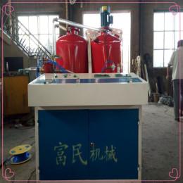 小型低压现场发泡设备 多功能管道浇注机