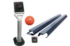 体育考试测试仪实心球测试仪