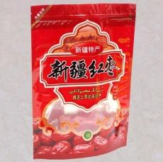 新疆红枣拉链包装袋和田枣镀铝包装袋
