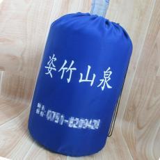 厂家定制18.9L桶装水布袋纯净水水桶套防尘