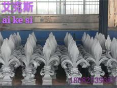厂家直销铝艺护栏配件铝艺雕花护栏围栏