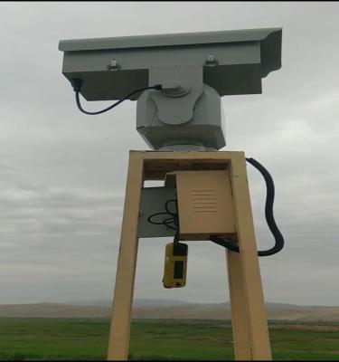 200万一体化激光网络高清云台摄像机