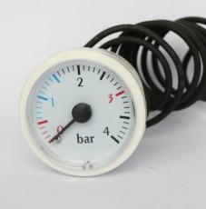 供壁挂炉用毛细管蒸汽压力表应内径37mm