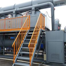 RCO催化燃烧设备  轮胎厂废气  喷漆房废气