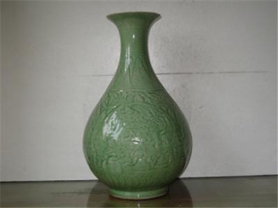 南宋青釉弦纹瓶鉴定特征有哪些