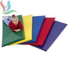 儿童乐园软包室内淘气堡玩具软包PVC夹网布