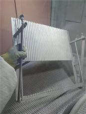 深圳电镀挂具喷砂加工厂