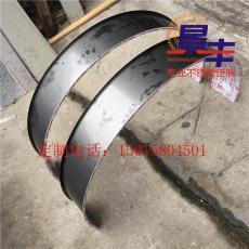 不銹鋼半圓形窗套 弧形門套 踢腳線定制