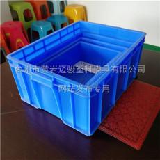 台州黄岩模具工厂制造周转箱注塑模具定制厂
