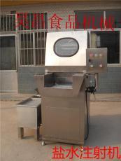 供应昊昌全自动不锈钢牛排鸡排盐水注射机