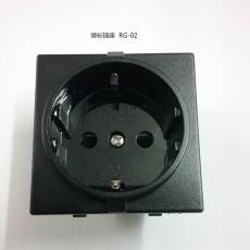 歐式插座RG-02