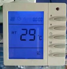 长沙水地暖控制面板 电地暖控制器厂家