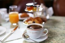 冬季寒冷担当ANGELINA法式餐饮热饮让你喝