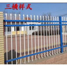 广西北海生活区围墙围栏丨防城庭园铁艺锌钢