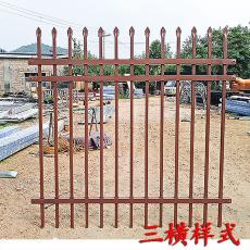 广西百色丨宾阳丨贺州工地市政铁路锌钢护栏