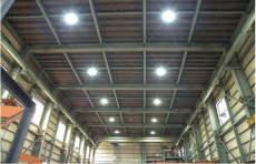 工厂led照明节能改造方案 节能达百分之70